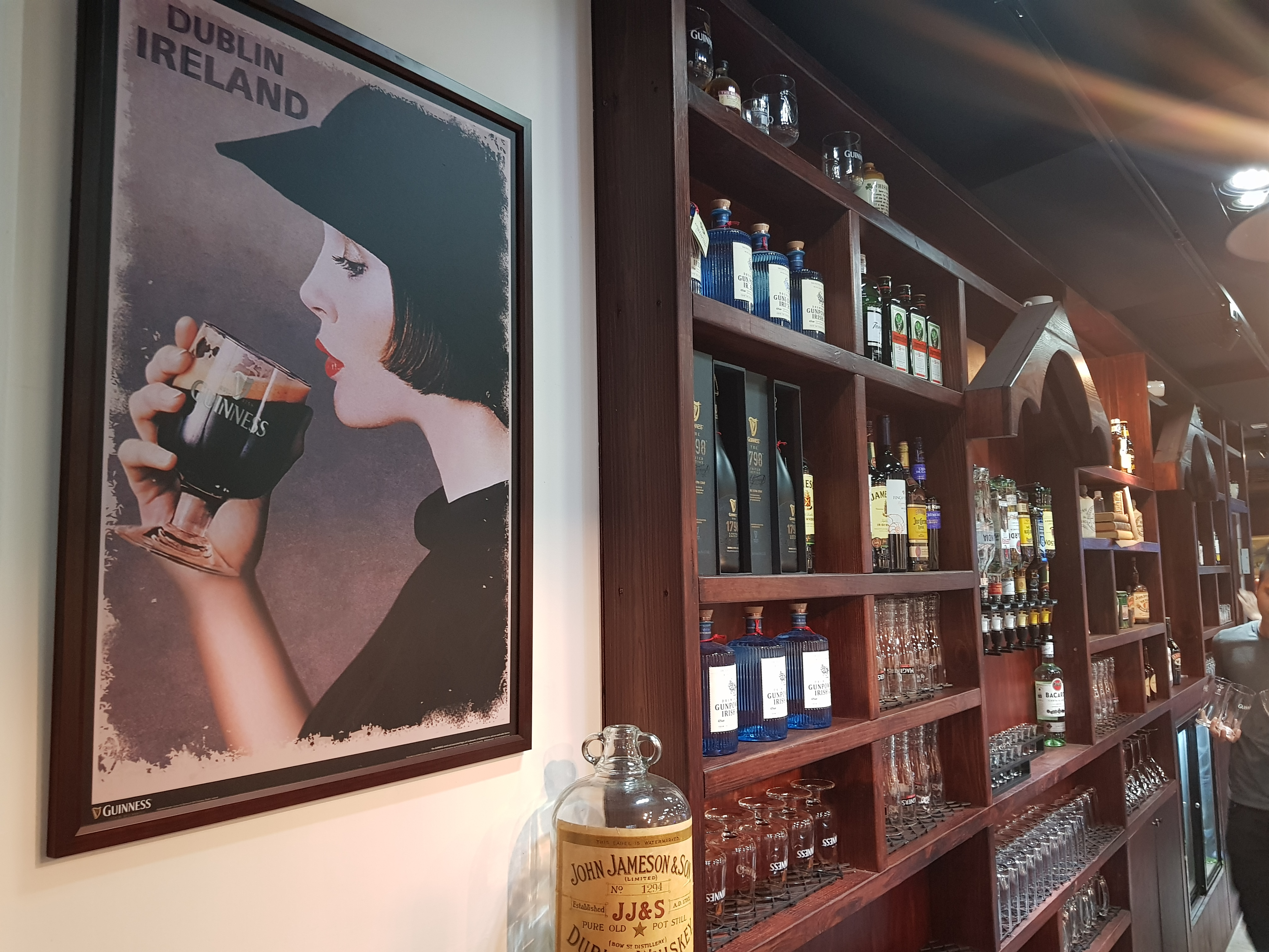 『餐飲業-JAMES JOYCE IRISH BAR』